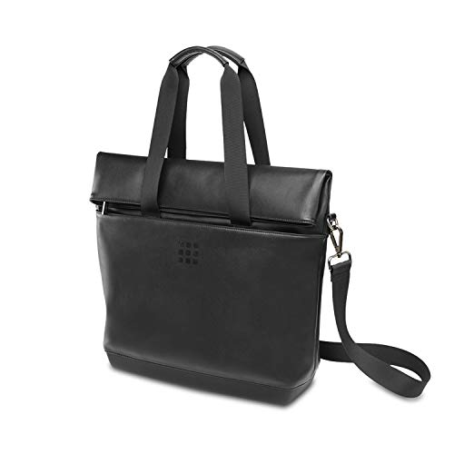 (Moleskine Classic Fold Tote Bag, Black)