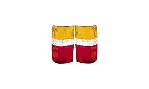 1989 89 Rh Tail Light (Tail Light Lens for Toyota Pickup 89-95 RH and LH)