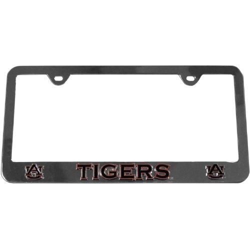 NCAA Auburn Tigers Steel Tag Frame ()