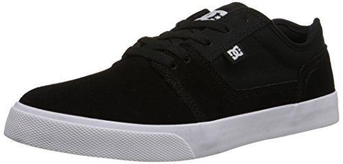 Dc Chaussures blanc Homme Skate noir De Tonik Shoe Shoes Noir qrUB7