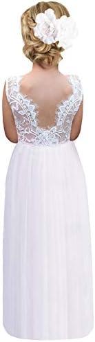 2Bunnies Line Straight Flower Dresses