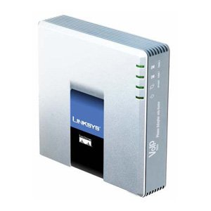 SPA2102 VoIP Gateway, Office Central