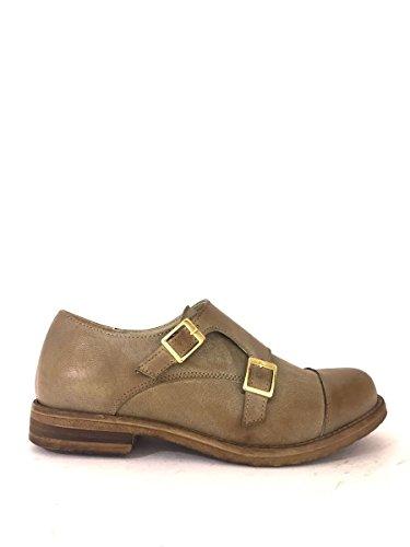 ZETA SHOZETA Zapatos Mocasines de Piel para de mujer TóRTOLA Mocasines de para a97b35