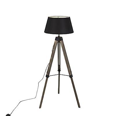 Lampadairelampe Piedluminaire Qazqa Industriel De Sollampe Sur ZkwOPiXuTl