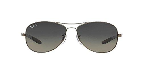 Ray-Ban Sunglasses - RB8301   Frame  Matte Gunmetal (59mm) Lens  2c9cc7f65c5c