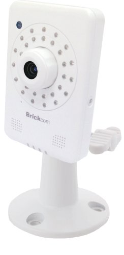 Brickcom Wireless 3 MP Mini Box Network Camera (WMB-300Ap)