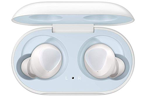 Samsung Galaxy Buds True Wireless Earbuds - White (Best Earbuds Under 100 Dollars 2019)