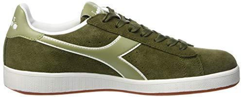 Oliva Adulto – S Sneaker 70431 Bruciato Unisex verde Game Verde Diadora Ina8XX