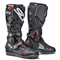 Sidi Crossfire Boots - SIDI CROSSFIRE 2 SRS BLACK SZ 1044