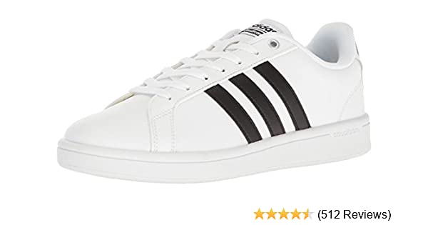 quite nice 60e69 32ccc Amazon.com  adidas Mens Cloudfoam Advantage Sneakers  Fashion Sneakers