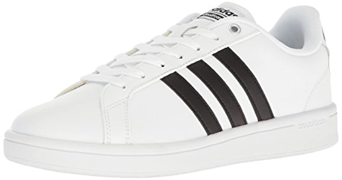 adidas neo men s cloudfoam advantage fashion sneaker choose sz
