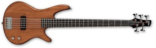 Ibanez 5 String Bass Guitar, Right Handed, Mahogany for sale  Delivered anywhere in USA