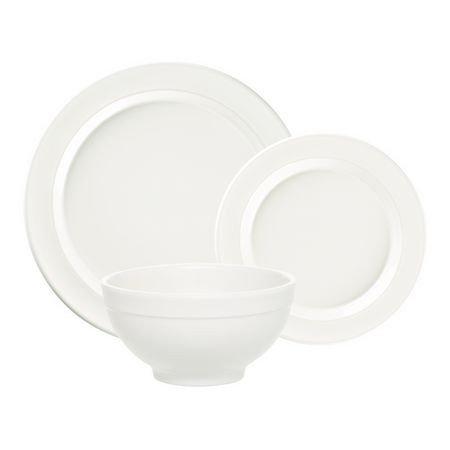 Emile Henry Dinnerware Place Setting (3pc) - Flour  sc 1 st  Amazon.com & Amazon.com | Emile Henry Dinnerware Place Setting (3pc) - Flour ...