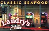 Landry's Seafood House Gift Card image