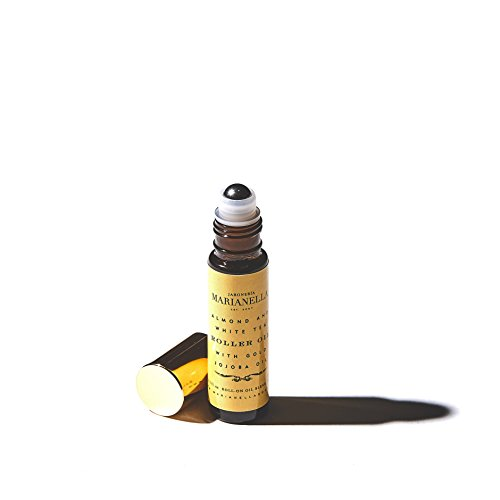 Moroccan Fig and Bergamot Premium Roller Oil, Luxury Artisanal Wonderfully Scented Oil for Men and Women, Made in the USA