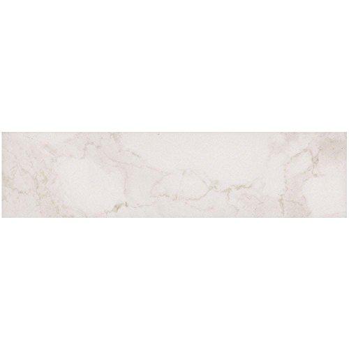 VitaElegante Bianco 6 in. x 24 in. Porcelain Floor and Wall Tile (14.53 sq. ft. / case) -  American Marazzi, ULP6
