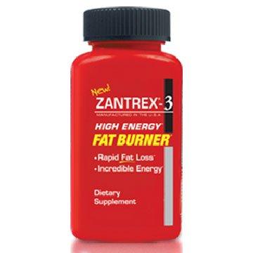 Zantrex-3 Fat Burner High Energy 56 ct