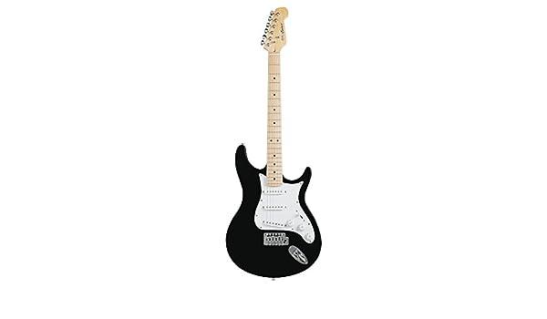 Behringer IAXE624-BK Electric guitar Sólido 6strings Negro, Color ...