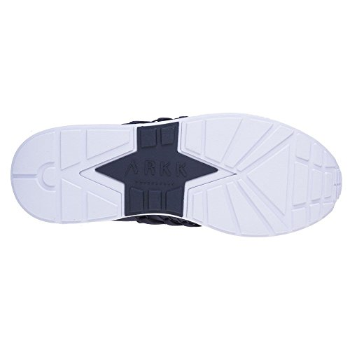 ARKK COPENHAGEN Raven Mesh Uomo Sneaker Blu Blu