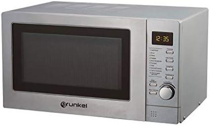 Grunkel - Microondas digital con grill de 25 litros de capacidad ...