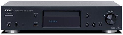 Teac CD-P800NT-B DSD Hi-Resolution Streamer/CD/Network Player (Black)