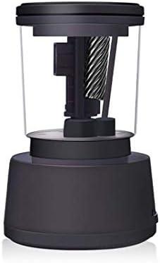 XHMCDZ 電動鉛筆削り、自動停止ACアダプター作動No.2 /色鉛筆用削り(6-9mm)、学校教室/オフィス/家庭用ポータブル (Color : Black)