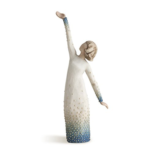 Willow Tree Shine, sculpted hand-painted figure