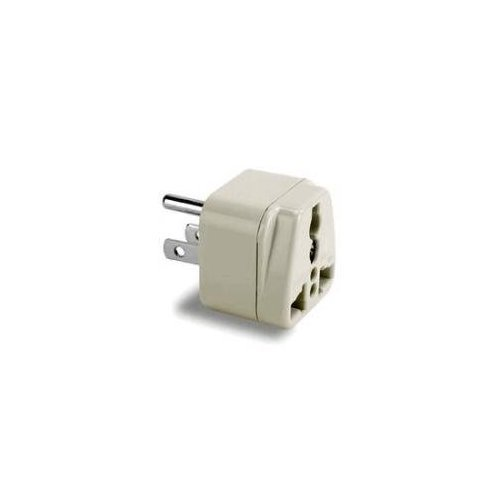 Conair Grounded Adapter America Caribbean