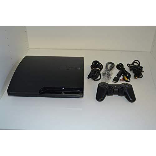 Sony 98022 PlayStation 3 Slim Console (Renewed)