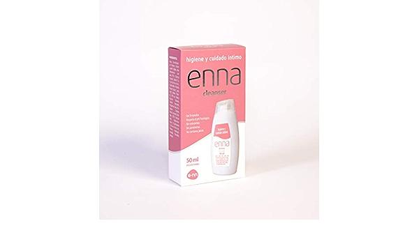 ENNA Gel limpiador higiene intimo 50 ml: Amazon.es: Belleza