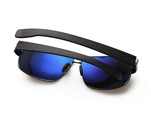 de Hommes la de conduite Huyizhi Mode Cool Lunettes plein air quotidienne voyager UV400 polarisées Lunettes protection Black en Lunettes Femmes soleil PxO4qO1