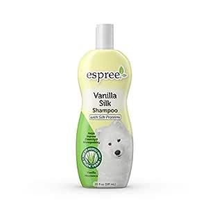 Espree schampo och olja för husdjur