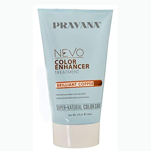 Nevo Color Enhancer Treatment Brilliant Copper By Pravana (5 Oz.)