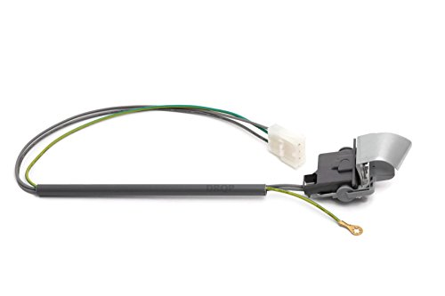 3949238 Washer Lid Switch Replacement part by DR Quality Parts - Exact fit for Whirlpool & Kenmore Washer - Enhanced Durability with Metal Shield - Replaces AP3100001 PS350431