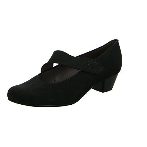 Ara Ara Jenny Jenny Des Femmes De Chaussure 63615 Catane Noir Noir