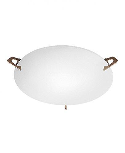 Off Artemide Center Tolomeo (Tolomeo off center suspension - 220-240V (for use in Australia, Europe, Hong Kong etc.), 834; (20cm) aluminum diffuser)