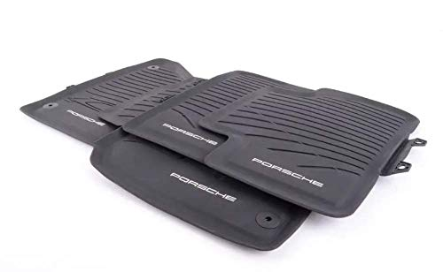 Genuine Porsche Macan All Weather Floor Mats