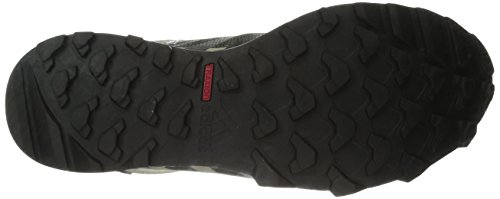 Adidas Outdoor Mens Kanadia 7 Tr Gore-tex Scarpa Da Trail Running Base Verde / Nero / Beige Tecnico