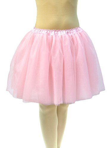 [Dancina Tutu Retro Adult 4 Layer Ballet 80s Dance Ballerina Cosplay Skirt Regular Size 18