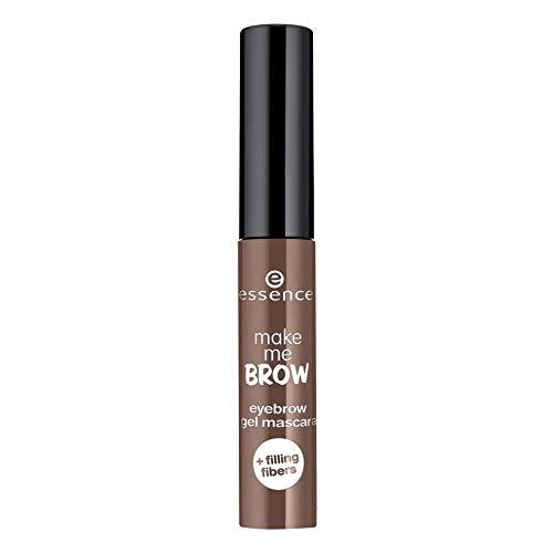 essence   Make Me Brow Eyebrow Gel Mascara   02 Browny