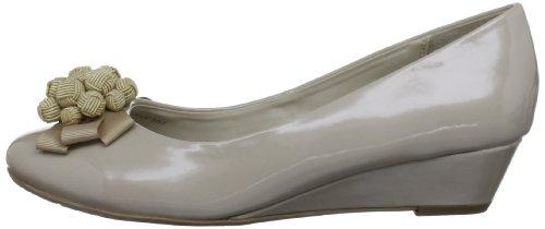Blanco Blanc De Vestir Flv557 Mujer beige Lunar Sandalias YaqTZWw1aX