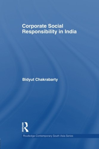 Corporate Social Responsibility in India (Routledge Contemporary South Asia Series)