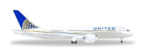 HERPA United 787-8 1/500 (Herpa United Airlines)