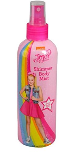 Jojo Siwa Complete Beauty,Make Up & Accessories Set,Including Over 25 Pieces(items can be sold separately in option) (Jojo Siwa Body - Spray Jo Shimmer