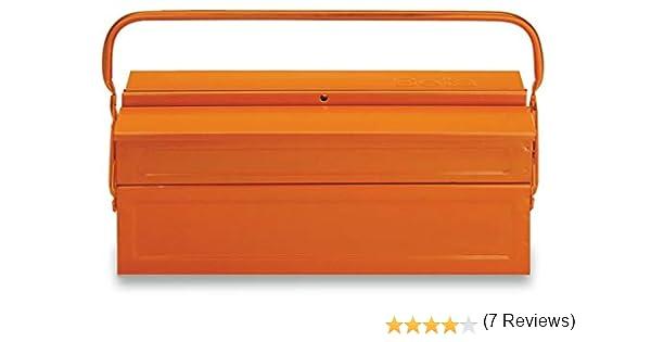 Beta C19 - Caja de herramientas (3 secciones, metal): Amazon.es ...