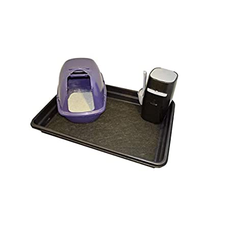 Cat Litter Box Tray by New Pig | Litter Containment...