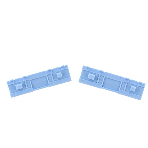 Almencla 2 Pack Replacement Printer Separation Pad RC1-0939 for HP P3005 2400 2300 Spare Parts ()