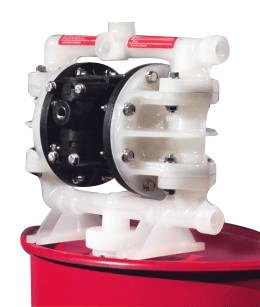 Air-Operated Double Diaphragm Drum Pumps Air Operated Double Diaphragm Drum