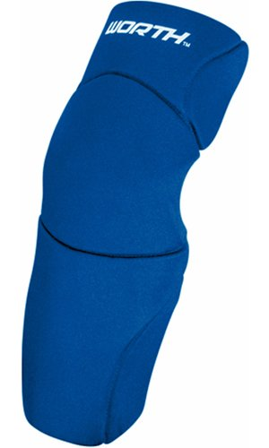 Worth Sports Worth Fastpitch Full-Length Sliding Pad Blue by Worth