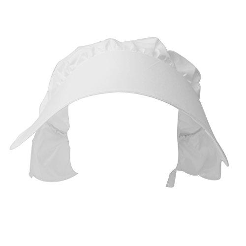 White Girl's Victorian Bonnet